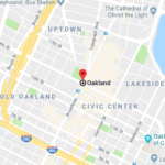 Map of Oakland Location